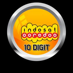 Nomor Cantik Indosat 10 Digit